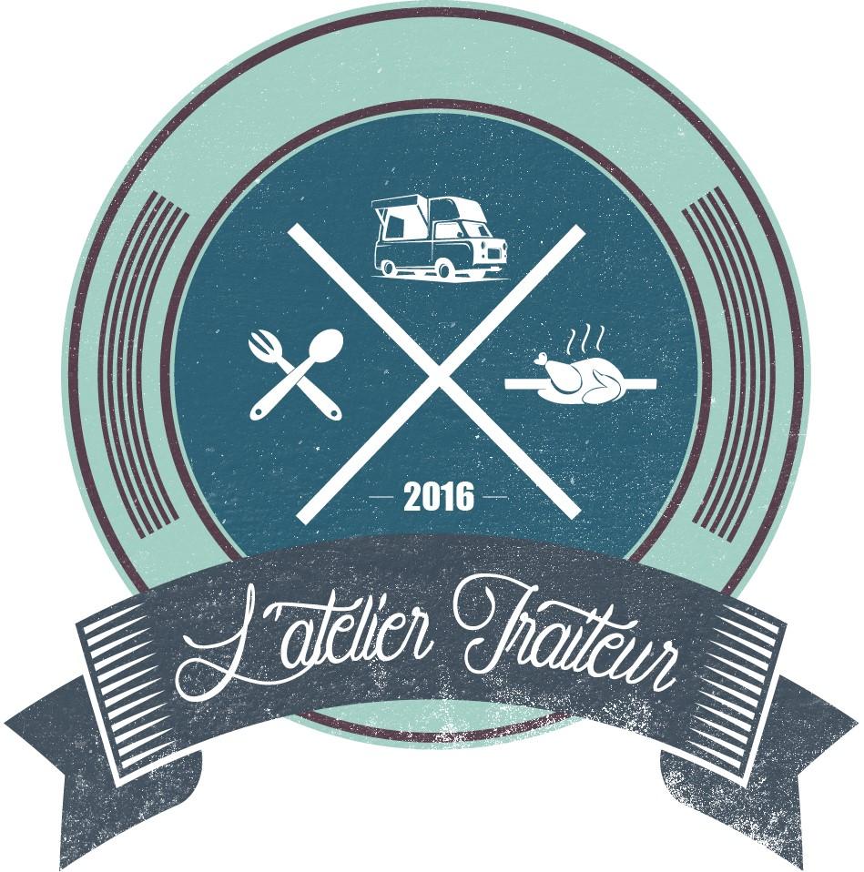 création logo atelier traiteur